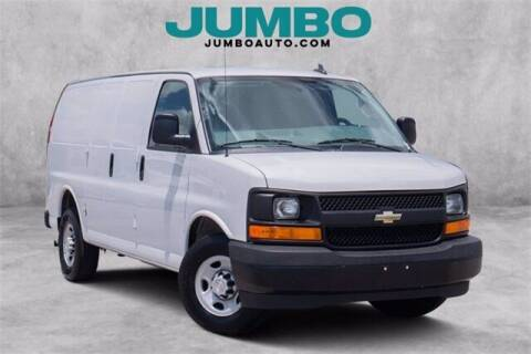 2017 Chevrolet Express Cargo for sale at Jumbo Auto & Truck Plaza in Hollywood FL