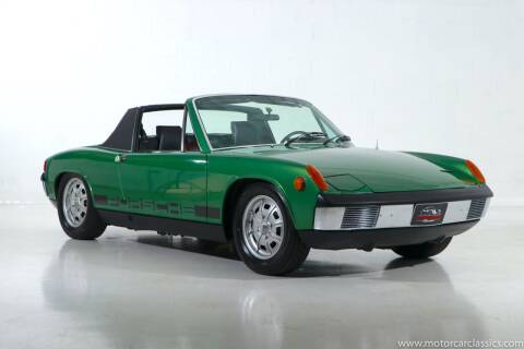 1970 Porsche 914 for sale at Motorcar Classics in Farmingdale NY