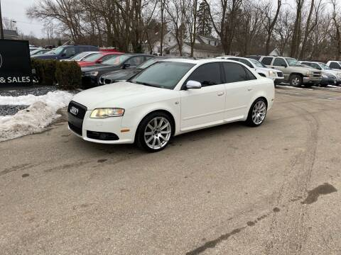 2005 Audi S4 for sale at Station 45 Auto Sales Inc in Allendale MI