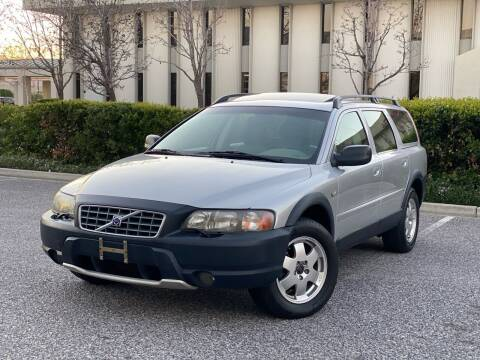 2002 Volvo XC for sale at Carfornia in San Jose CA