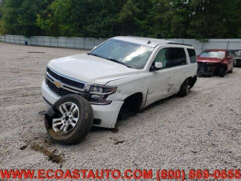 2015 Chevrolet Tahoe for sale at East Coast Auto Source Inc. in Bedford VA