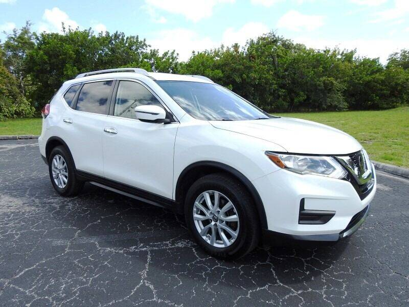 2017 Nissan Rogue for sale at SUPER DEAL MOTORS 441 in Hollywood FL
