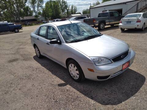 2005 Ford Focus for sale at Ron Lowman Motors Minot in Minot ND