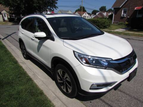 2015 Honda CR-V for sale at First Choice Automobile in Uniondale NY