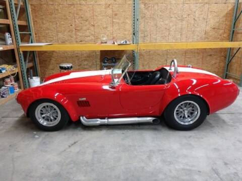 1967 Ford Cobra for sale at J Wilgus Cars in Selbyville DE
