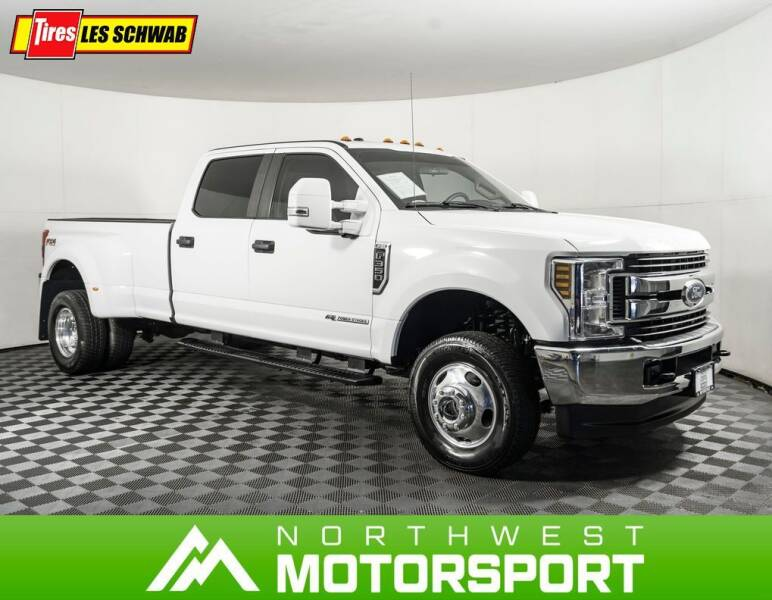 2019 Ford F-350 Super Duty for sale in Puyallup, WA