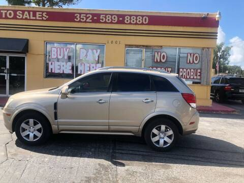 2008 Saturn Vue for sale at BSS AUTO SALES INC in Eustis FL