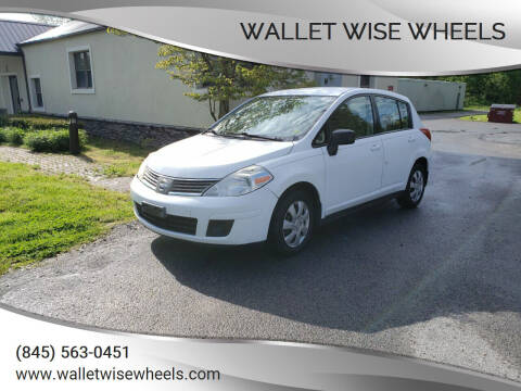 2009 Nissan Versa for sale at Wallet Wise Wheels in Montgomery NY