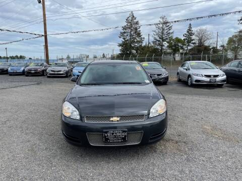 2015 Chevrolet Impala Limited for sale at Velascos Used Car Sales in Hermiston OR
