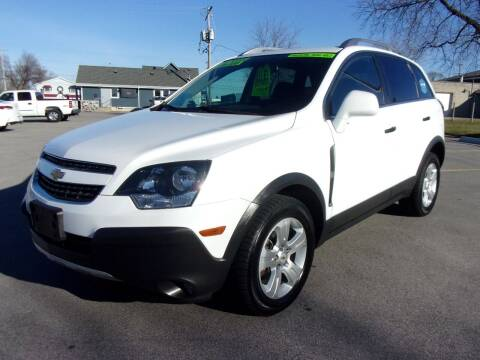 2015 Chevrolet Captiva Sport for sale at Ideal Auto Sales, Inc. in Waukesha WI