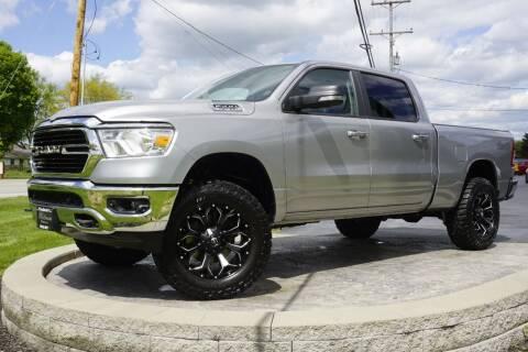 2020 RAM Ram Pickup 1500 for sale at Platinum Motors LLC in Heath OH