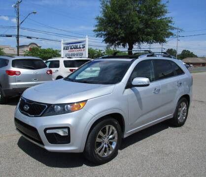 2012 Kia Sorento for sale at Kendall's Used Cars 2 in Murray KY