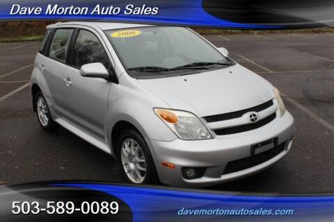 2006 Scion xA for sale at Dave Morton Auto Sales in Salem OR