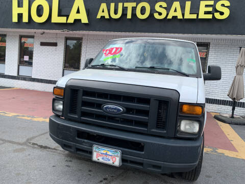 2008 Ford E-Series Cargo for sale at HOLA AUTO SALES CHAMBLEE- BUY HERE PAY HERE - in Atlanta GA