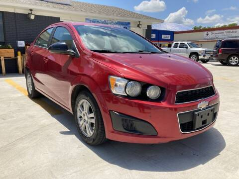 2015 Chevrolet Sonic for sale at Princeton Motors in Princeton TX