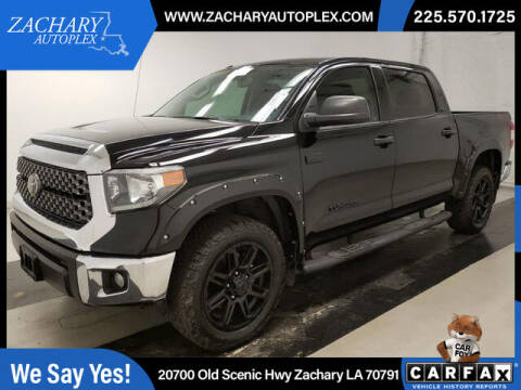 2018 Toyota Tundra for sale at Auto Group South in Natchez MS