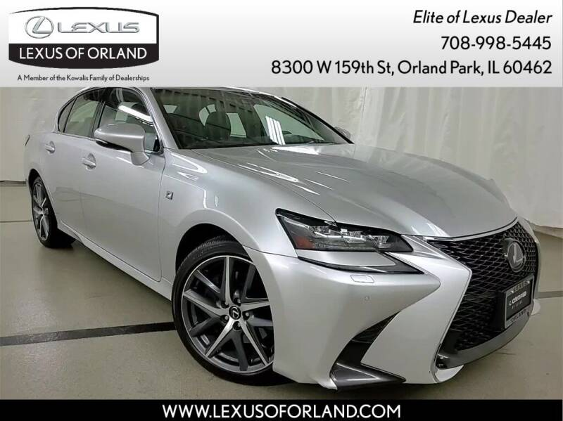2018 Lexus GS 350 for sale in Orland Park, IL