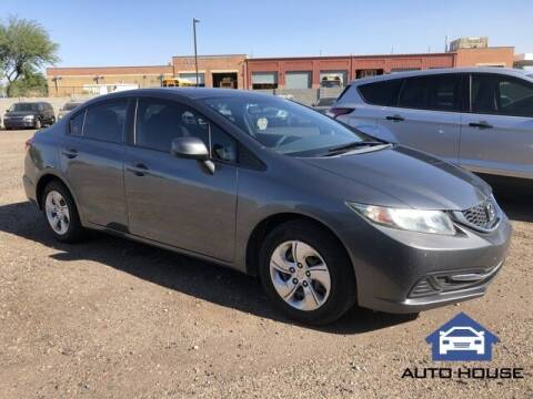 2013 Honda Civic for sale at MyAutoJack.com @ Auto House in Tempe AZ