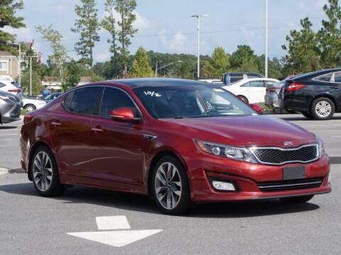 2015 Kia Optima for sale at PHIL SMITH AUTOMOTIVE GROUP - Pinehurst Toyota Hyundai in Southern Pines NC