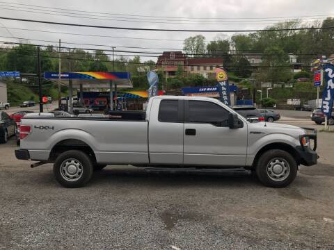 2013 Ford F-150 for sale at Ultra 1 Motors in Pittsburgh PA