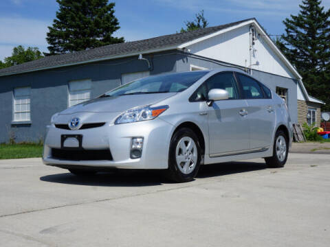 2011 Toyota Prius for sale at Royal AutoTec in Springfield MI