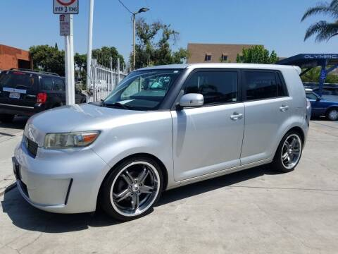 2008 Scion xB for sale at Olympic Motors in Los Angeles CA