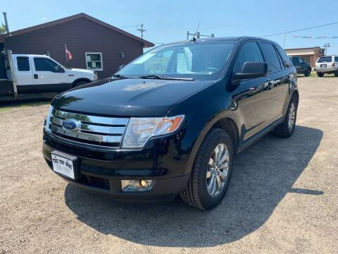 2007 Ford Edge for sale at Toy Box Auto Sales LLC in La Crosse WI