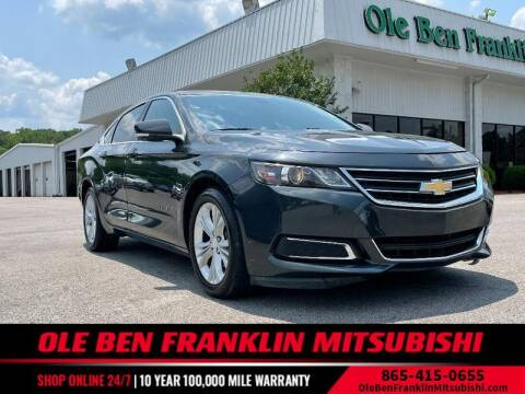 2015 Chevrolet Impala for sale at Ole Ben Franklin Mitsbishi in Oak Ridge TN