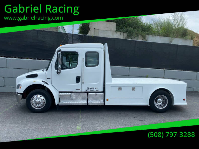 2003 Freightliner M2 106 for sale at Gabriel Racing in Worcester MA