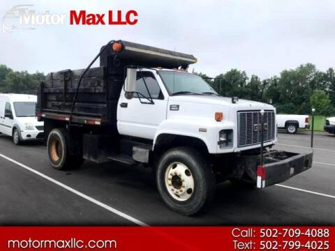 1997 GMC C7500 for sale at Motor Max Llc in Louisville KY