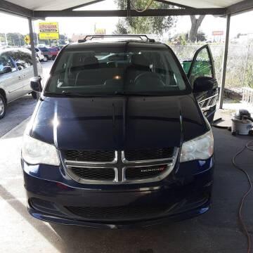 2013 Dodge Grand Caravan for sale at Easy Credit Auto Sales in Cocoa FL