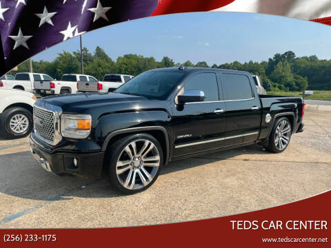 2015 GMC Sierra 1500 for sale at TEDS CAR CENTER in Athens AL