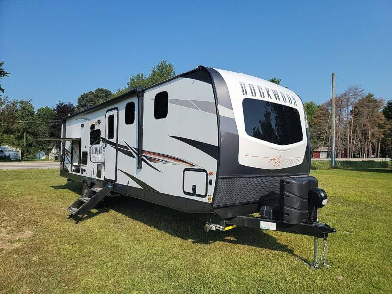 2022 Forest River Rockwood  2912BS for sale at McDowell RV Sales, Inc in North Branch MI