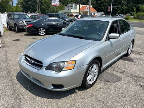 2005 Subaru Legacy for sale at Auto Banc in Rockaway NJ