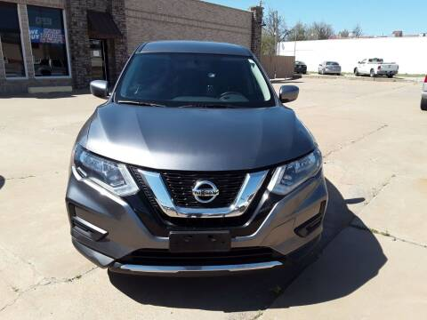 2017 Nissan Rogue for sale at NORTHWEST MOTORS in Enid OK