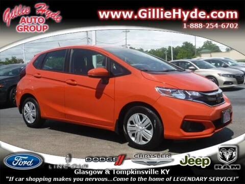 2018 Honda Fit for sale at Gillie Hyde Auto Group in Glasgow KY