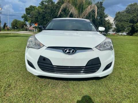 2013 Hyundai Veloster for sale at AM Auto Sales in Orlando FL