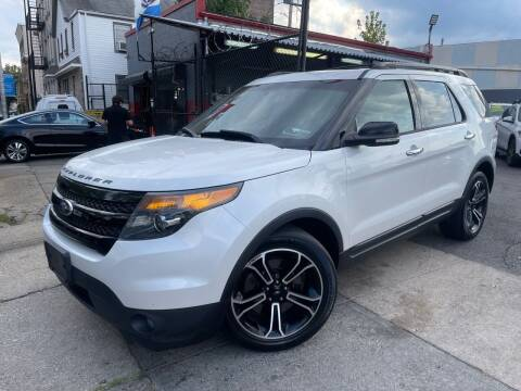 2014 Ford Explorer for sale at Newark Auto Sports Co. in Newark NJ