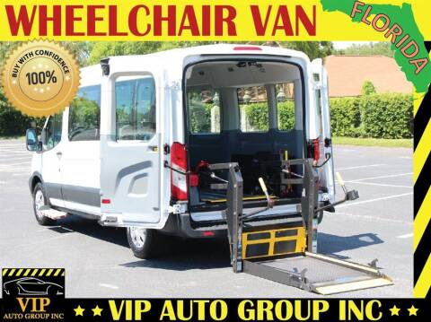 2017 Ford Transit Passenger for sale at VIP Auto Group in Clearwater FL