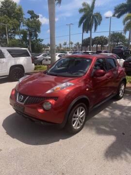 2012 Nissan JUKE for sale at Infiniti Stuart in Stuart FL