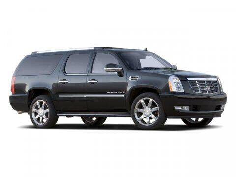 2008 Cadillac Escalade ESV for sale at Strosnider Chevrolet in Hopewell VA