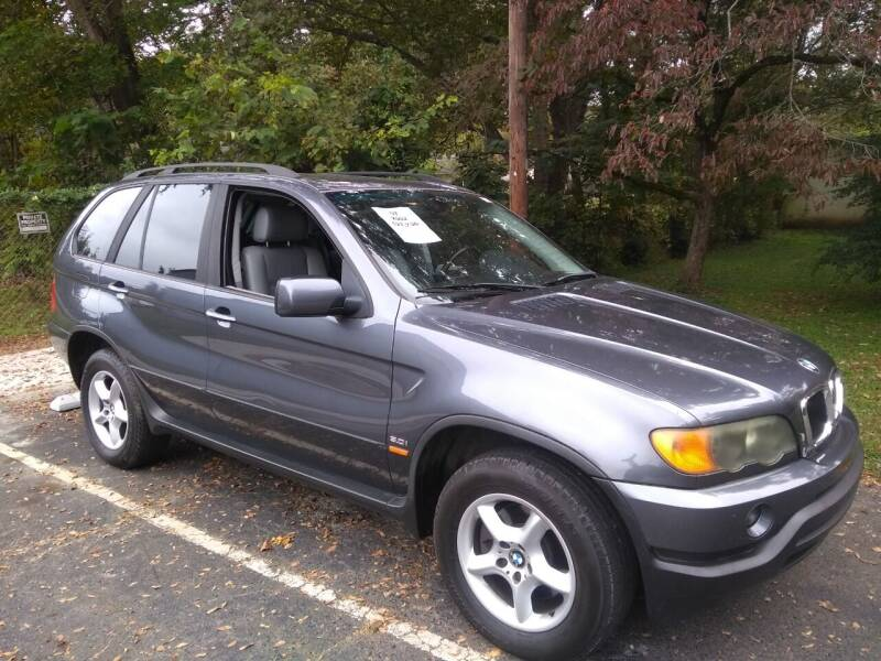 2002 BMW X5 for sale at Sparks Auto Sales Etc in Alexis NC