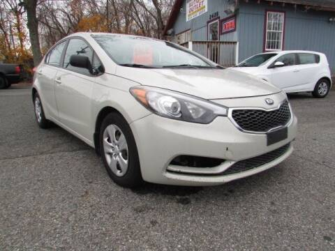 2015 Kia Forte for sale at Auto Outlet Of Vineland in Vineland NJ