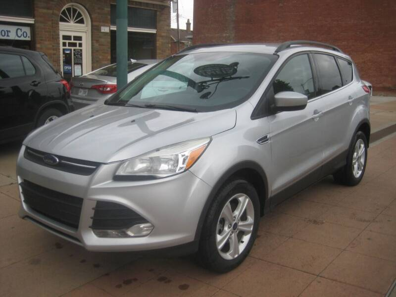 2016 Ford Escape for sale at Theis Motor Company in Reading OH