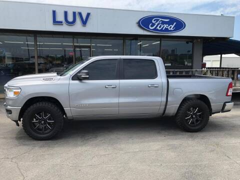 2019 RAM Ram Pickup 1500 for sale at Luv Motor Company in Roland OK