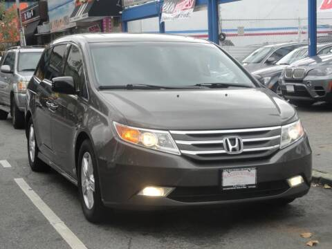 2012 Honda Odyssey for sale at MOUNT EDEN MOTORS INC in Bronx NY