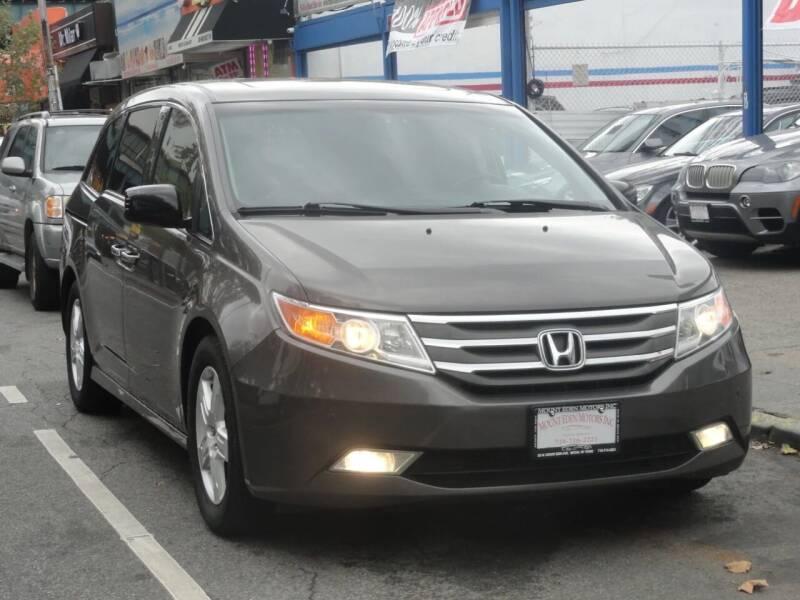 2012 Honda Odyssey for sale at MOUNT EDEN MOTORS INC in Bronx NY