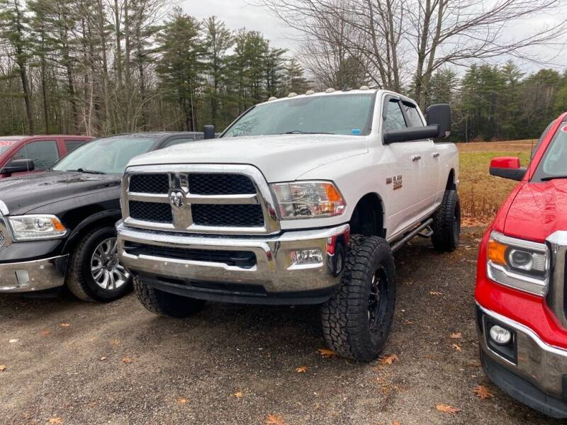 2015 RAM Ram Pickup 2500 for sale at AutoMile Motors in Saco ME