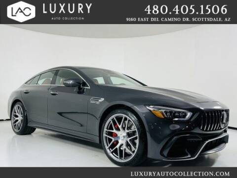 2020 Mercedes-Benz AMG GT for sale at Luxury Auto Collection in Scottsdale AZ