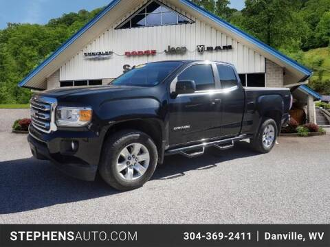2017 GMC Canyon for sale at Stephens Auto Center of Beckley in Beckley WV